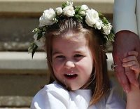 De la timidez del Príncipe Jorge a la simpatía de la Princesa Carlota en la boda del Príncipe Harry y Meghan Markle