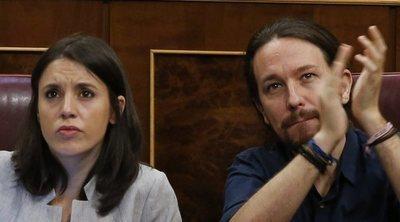 Pablo Iglesias e Irene Montero ponen en manos de la militancia de Podemos sus cargos tras el escándalo del chalé