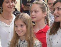 Irene Urdangarin, amiga de la Princesa Leonor y la Infanta Sofía pese a la ruptura familiar por el Caso Nóos