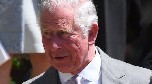 El Príncipe Carlos y sus bromas, protagonistas del almuerzo tras la boda del Príncipe Harry y Meghan Markle