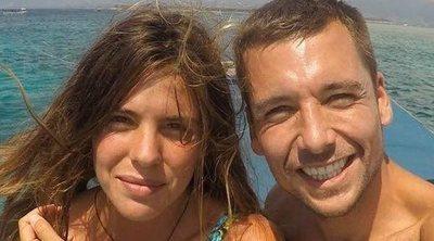 Laura Matamoros comparte una tierna fotografía de Benji Aparicio con su hijo Matías en brazos