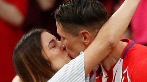 Fernando Torres y su declaración de amor a Olalla Domínguez: 'A mi mujer, un pilar en mi vida, me ha dado paz'