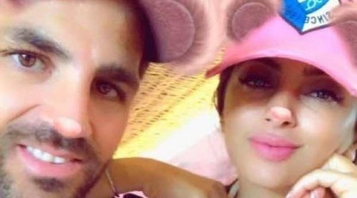 Cesc Fábregas y Daniella Semaan ya están de luna de miel