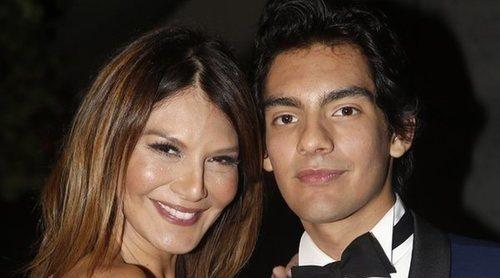 Ivonne Reyes dedica unas bonitas palabras a su hijo Alejandro 'Eres un gran ser humano'
