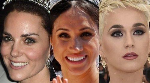Katy Perry opina sobre el vestido de novia de Meghan Markle y elige entre el suyo o el de Kate Middleton