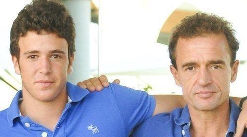 Alessandro Lequio habla por primera vez del estado de salud de su hijo Álex Lequio