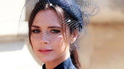 Victoria Beckham revela qué le pareció el vestido de novia de Meghan Markle