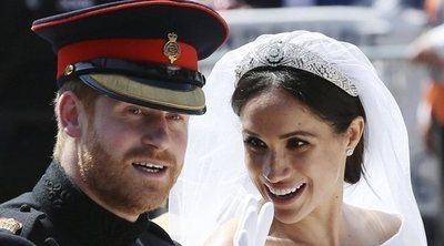 Nuevos detalles del banquete de boda de Meghan Markle y el Príncipe Harry