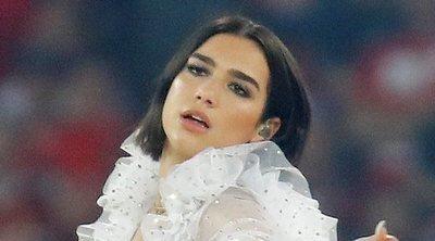 La espectacular actuación de Dua Lipa en la final de Champions 2018 en Kiev