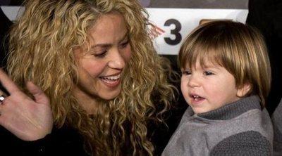 Un pequeño bailarín: Gerard Piqué presume de cómo baila Sasha las canciones de Shakira