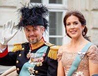 Federico de Dinamarca redondea su 50 cumpleaños con una gran cena de gala en su honor