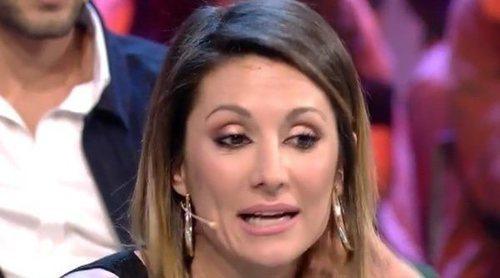 Sandra Barneda pone en apuros a Nagore Robles en 'SV18: '¿Qué prefieres, a tu chica o a tus amigos?'