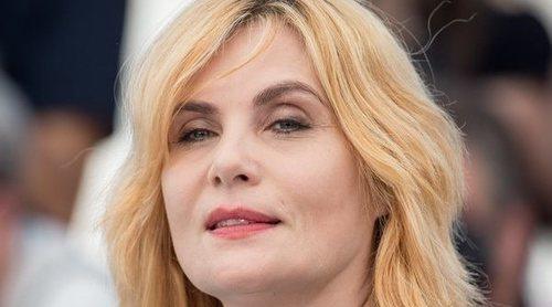 Emmanuelle Seigner habla sobre cómo es trabajar de nuevo con su marido, Roman Polanski, en 'Basada en hechos reales'