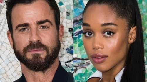 Justin Theroux y Laura Harrier acuden al front row de Louis Vuitton Cruise 2019 tras los rumores de romance