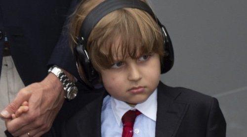 Sasha Casiraghi debuta en el Gran Premio de Fórmula 1 y acapara todas las miradas con su espontaneidad