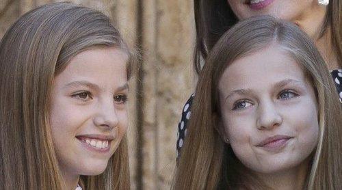 La adorable foto de los 8 nietos de los Reyes Juan Carlos y Sofía que guarda el Palacio de La Zarzuela