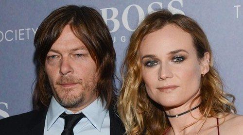 Las pistas que apuntan a que Diane Kruger está embarazada de su primer hijo junto a Norman Reedus