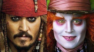 Los papeles más rocambolescos de Johnny Depp