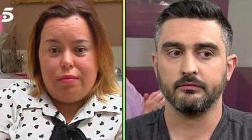 Chiqui está embarazada y Borja Navarro podría haberle sido infiel