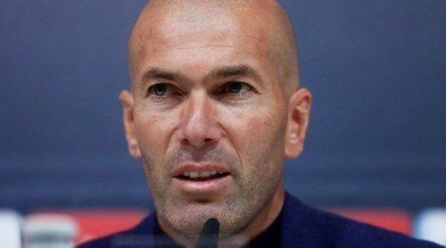 Zidane dimite como entrenador del Real Madrid: 'El equipo necesita un cambio para seguir ganando'