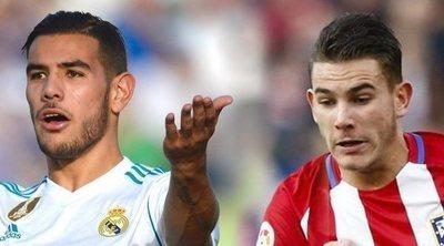 Así es la relación de Lucas y Theo Hernández, dos hermanos enfrentados por el fútbol