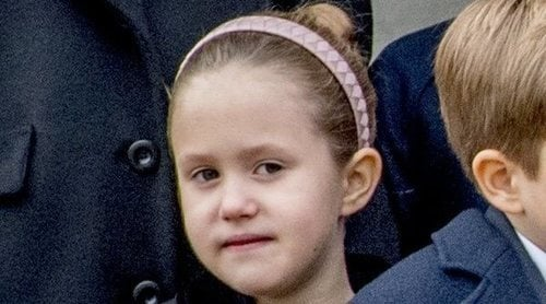 Josefina de Dinamarca rompe a llorar al recordar a su abuelo, el fallecido Enrique de Dinamarca