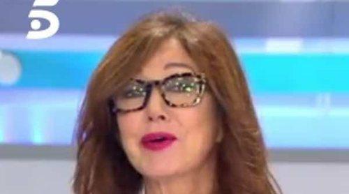 Ana Rosa Quintana al nuevo Presidente Pedro Sánchez: 'Mis hijos me recuerdan que prometió quitar los deberes'