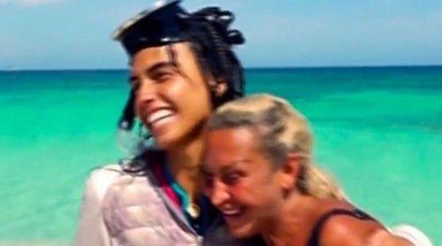 Raquel Mosquera y Sofía Suescun, hartas del pasotismo de los chicos en 'Supervivientes 2018'