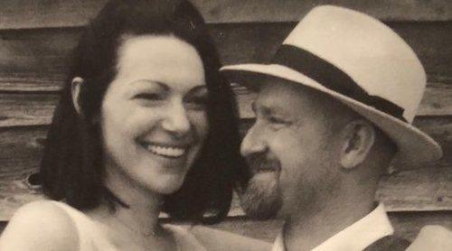 Laura Prepon y Ben Foster se han casado año y medio después de comprometerse
