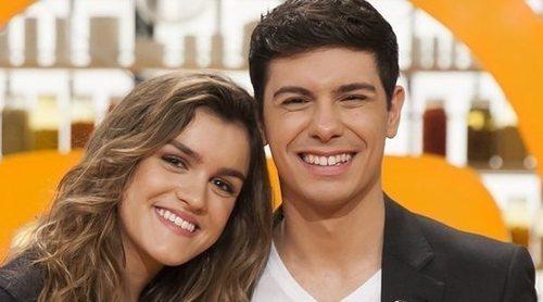 Jordi Cruz propone a Amaia y a Alfred como concursantes de 'MasterChef Celebrity':