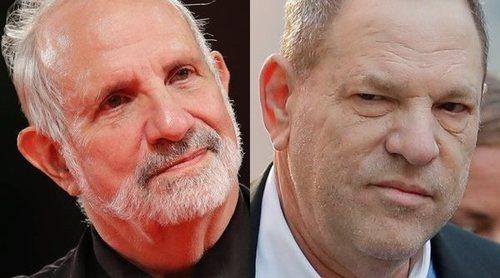 El caso Harvey Weinstein será llevado al cine por el director Brian de Palma