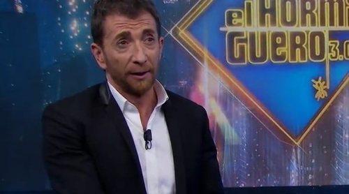 El falló técnico que dejó a cuadros a Pablo Motos en 'El Hormiguero'