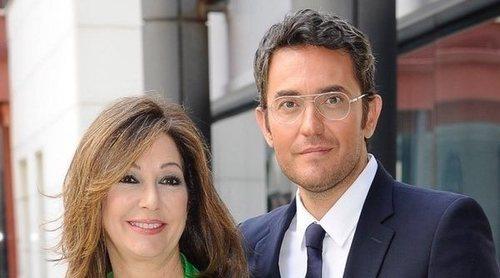 Ana Rosa Quintana, feliz por el nombramiento de Màxim Huerta como Ministro: 'Estamos orgullosísimos'