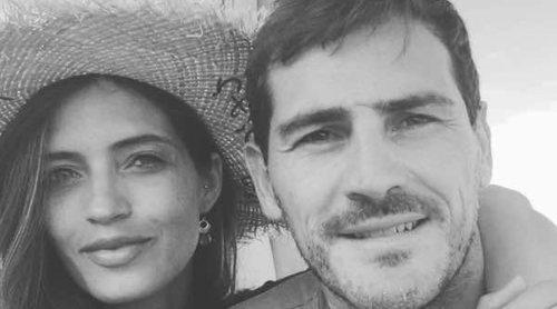 Iker Casillas y Sara Carbonero se despiden de sus vacaciones desvelando su destino