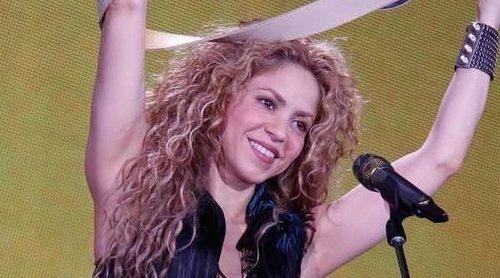 La emoción de Shakira por la presencia de sus hijos Milan y Sasha Piqué en su concierto en Ámsterdam