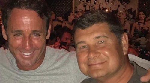 La malas amistades de Álvaro Muñoz Escassi: un ucraniano con orden de arresto