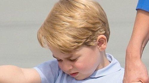 Savannah Phillips, la peor pesadilla del Príncipe Jorge: tras mandarle callar le empuja por una pendiente
