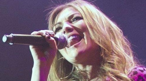 Amaia Montero niega que actuara en estado de embriaguez en su concierto de Cantabria: 'Fue el sonido'