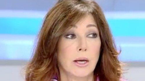 Ana Rosa Quintana habla del fraude a Hacienda de Màxim Huerta: 'Muchos profesionales lo hacían'