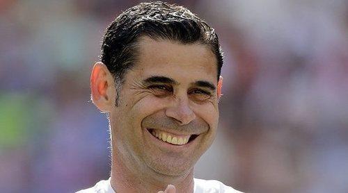 Fernando Hierro sustituye a Julen Lopetegui como entrenador de la Selección Española durante el Mundial