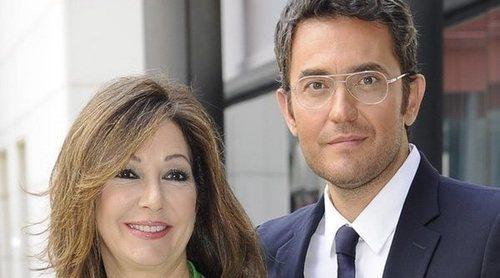 Ana Rosa Quintana apoya y critica la dimisión de Màxim Huerta como Ministro: 'No me gustó su intervención al dimitir'