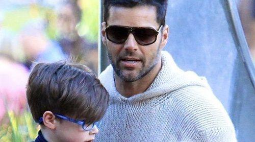 La confesión de Ricky Martin sobre sus hijos: 'Me gustaría que fueran gays'