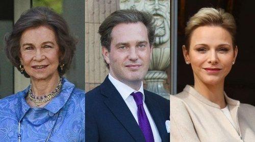 La Reina Sofía, Chris O'Neill y Charlene de Mónaco: los problemas de los royals con sus idiomas 'adoptivos'