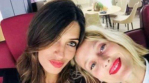 Sara Carbonero y Vanesa Lorenzo, las WAGs de la inauguración del Mundial de Rusia 2018