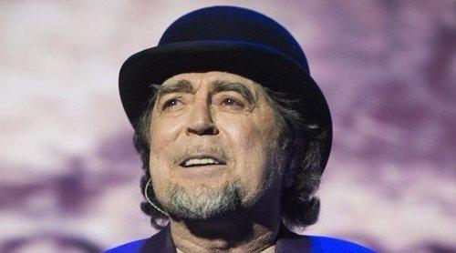 Joaquín Sabina se queda 'mudo' y abandona el escenario en su último concierto en Madrid