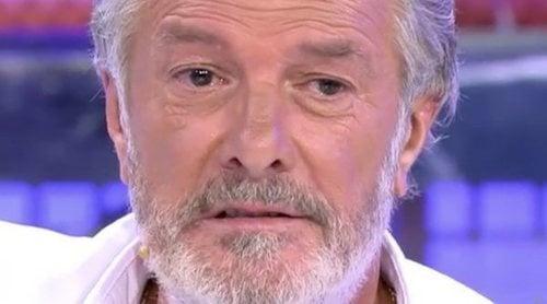 Francisco, al ver los vídeos de su hermano Juan Ramón en 'Sálvame': 'Me da vergüenza ajena'