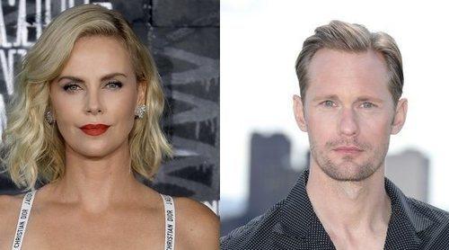 Charlize Theron y Alexander Skarsgård podrían haber reanudado su relación