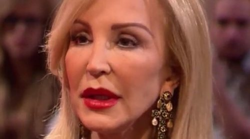 Carmen Lomana recuerda la trágica muerte de su marido: 'Le metí el sujetador en el ataúd'