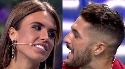 Hugo Paz, contra Sofía Suescun en 'Supervivientes 2018': 'Me has maltratado psicológicamente en el concurso'