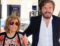 María Teresa Campos celebra su cumpleaños con una comida de enamorados con Bigote Arrocet